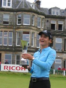 Lorana Ochoa 2007 champion